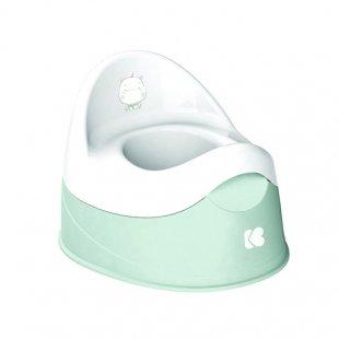 لگن دستشویی کودک قصری رنگ سبز Kikka Boo مدل 318315