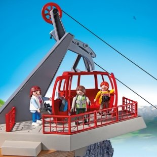 alpine cable car کد5426