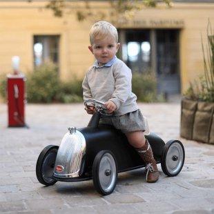 ماشین پایی فلزی کودک Baghera مدل 823