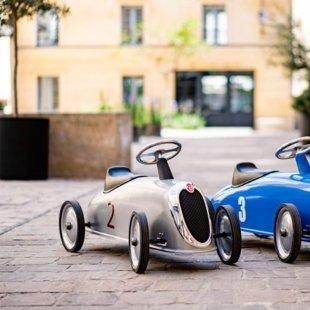 خرید ماشین کودک پایی فلزی Baghera مدل 822