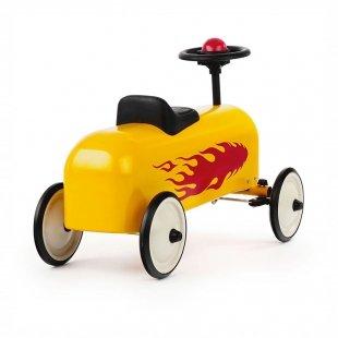 ماشین کودک پایی فلزی