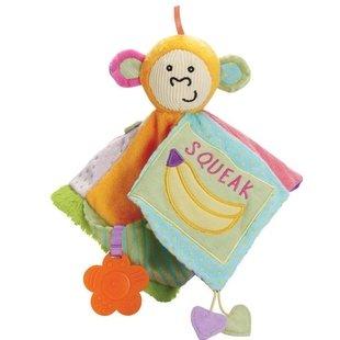 Peek-Squeak Busy Monkey