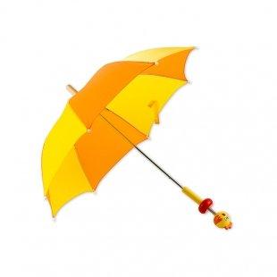 چتر کودک با دسته چوبی طرح جوجه Classic World مدل 2370
