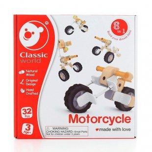 خرید اسباب بازی چوبی Classic World مدل 3801