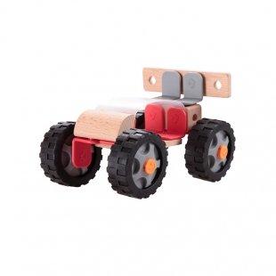اسباب بازی ماشین مسابقه چوبی Classic World مدل 3903