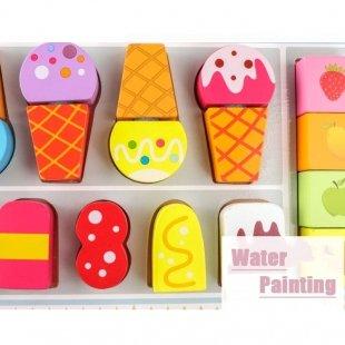 بستنی فروشی کودک