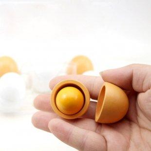 اسباب بازی تخم مرغ چوبی