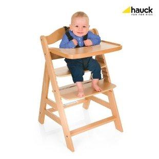 صندلی غذاخوری چوبی کدhauck 663028