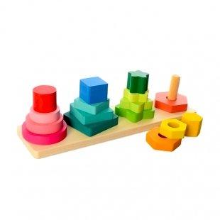 اسباب بازی مونته سوری چوبی مدل 1695