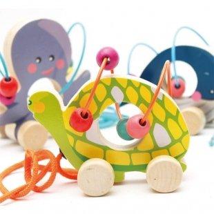 اسباب بازی آموزشی مهره و میله کودک