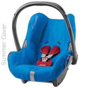 روکش تابستانی کریر cabrio fix رنگ blue کد 61408070