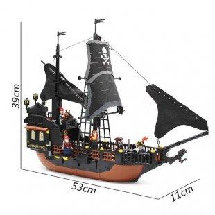 لگو کشتی دزدان دریایی مدل 9115