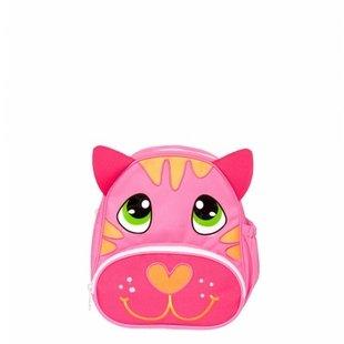 کیف کوله کودک طرح گربه okiedog