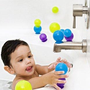 حباب رنگی 10تکه کودک boon کدb962