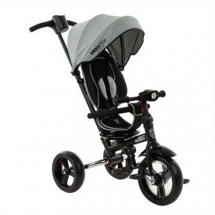 سه چرخه کودک تاشو با سایبان Kikka Boo رنگ مینت مدل Nikki 3in1