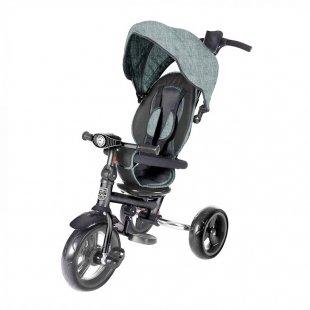 سه چرخه صندلی گردان کودک