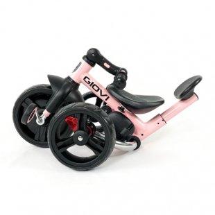 خصوصیات سه چرخه تاشو کودک با سایه بان کیکابو kikkaboo