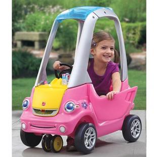 ماشین کودک سقف دار EASY TURN COUPE Step 2 845300