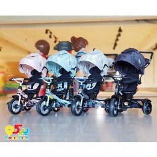 خرید سه چرخه خارجی کودک