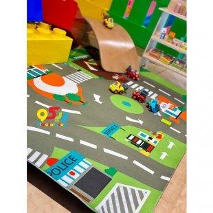 خرید فرش بازی کودک مدل 0346
