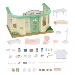 خرید کلینیک پزشکی اسباب بازی سیلوانیان