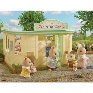 خانه عروسک سیلوانیان مدل کلینیک پزشکی