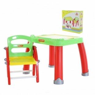 میز تحریر کودک رنگ آبی کد 108