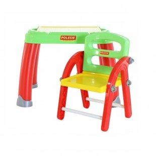 میز و صندلی کودک Polesie  مدل 43023