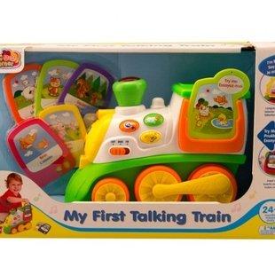 قطار آموزش زبان موزیکال کد4265