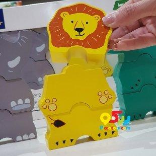 خرید جورچین کودک مدل حیوانات