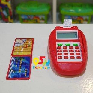 خرید اسباب بازی دستگاه کارت خوان