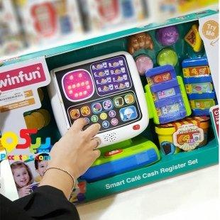 اسباب بازی صندوق فروش کودک