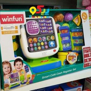 خرید سوپر مارکت اسباب بازی کودک