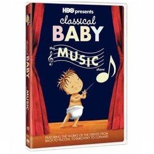 مجموعه کامل Classical BABY موسیقی کلاسیک تصویری(6ماه تا4سال)