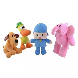 عروسک پوکویو و دوستانش