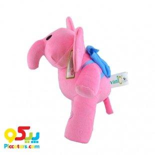 عروسک پوکویو فیل صورتی