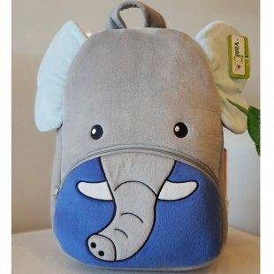 کوله پشتی کودک فیل مدل 100175