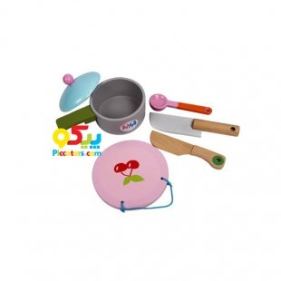 آشپزخانه کودک چوبی کد 323600