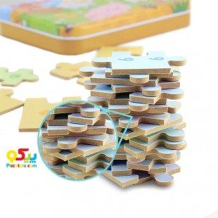پازل چوبی کودک