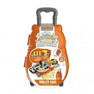 اسباب بازی پسرانه جعبه ابزار کودک