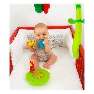 خرید آویز تخت نوزاد موزیکال