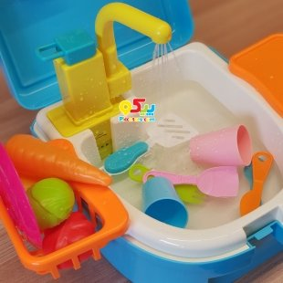 اسباب بازی سینک ظرفشویی
