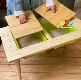 میز شن بازی کودک