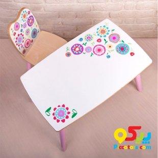 میز چوبی کودک پوپولوس