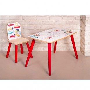 خرید میز و صندلی کودک پوپولوس