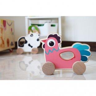 اسباب بازی چوبی کودک پوپولوس
