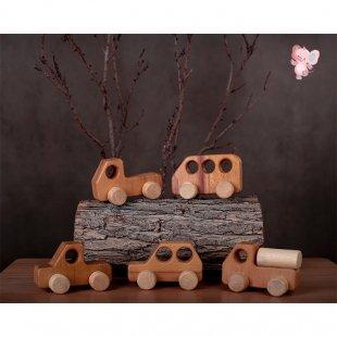 اسباب بازی چوبی پوپولوس