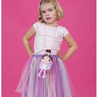 کیف دخترانه مدل بالرین okiedog کد87003
