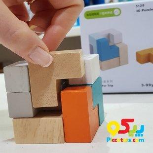 بلوک خانه سازی چوبی