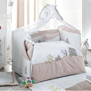 سرویس خواب ۹ تکه خواب کودک safarikidboo